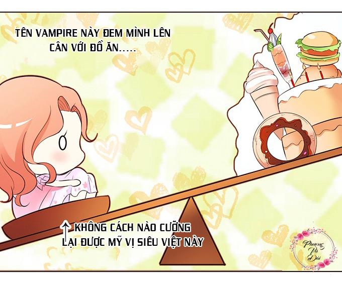 Huyết Tộc Đáng Yêu – Chap 3
