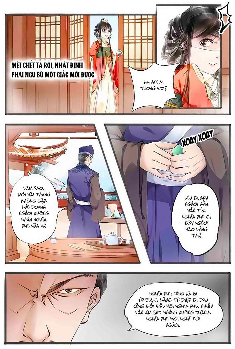 Nhà Ta Có Tiểu Thiếp – Chap 33
