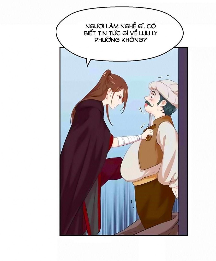 Thịnh Thế Đế Vương Phi - Chap 24