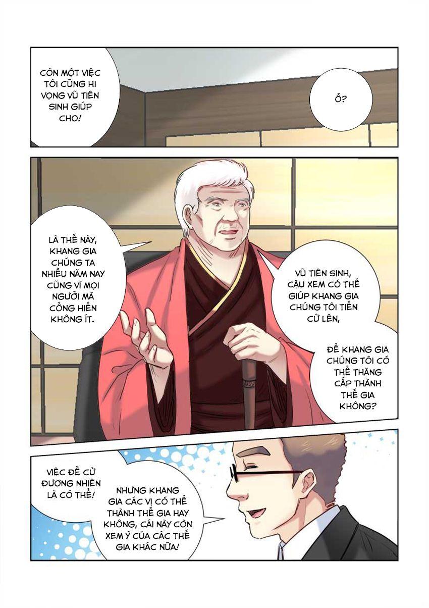 Cao Thủ Cận Vệ Của Hoa Khôi Chap 207
