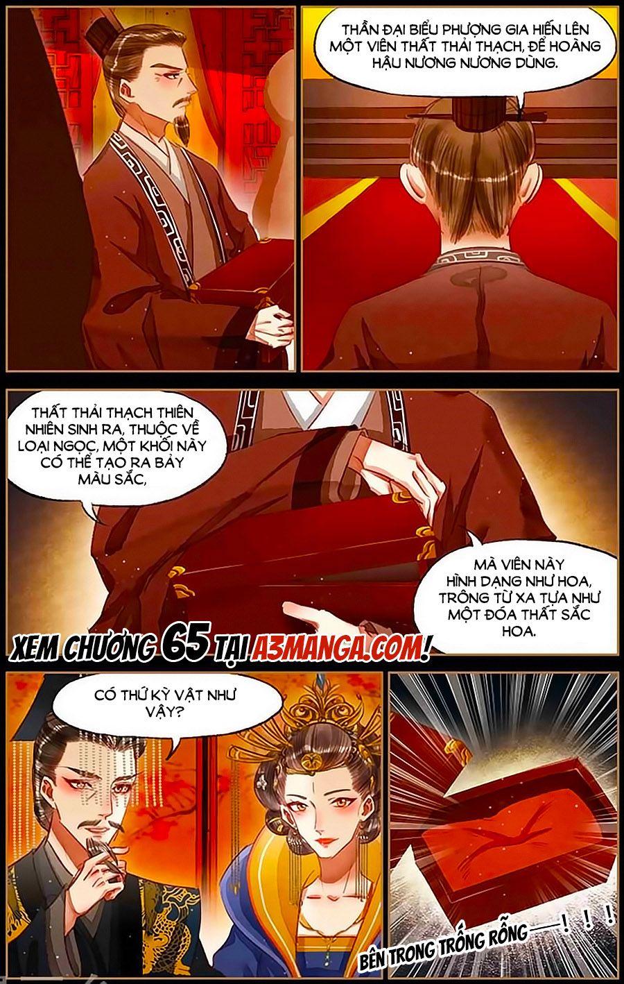 Thần Y Đích Nữ – Chap 64