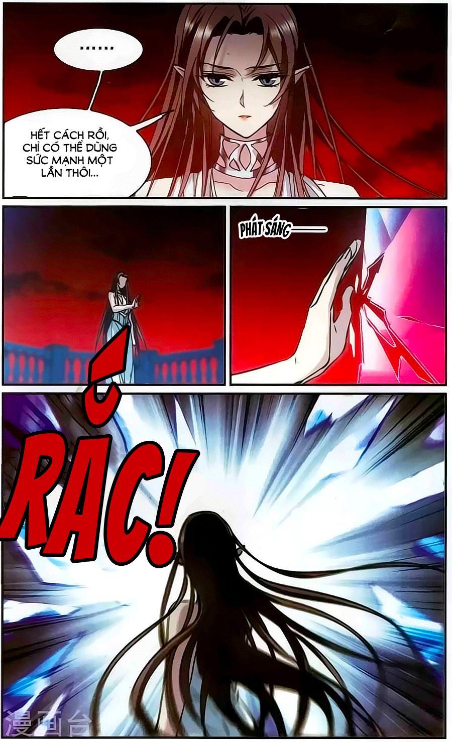 Huyết Tộc Cấm Vực – Chap 113