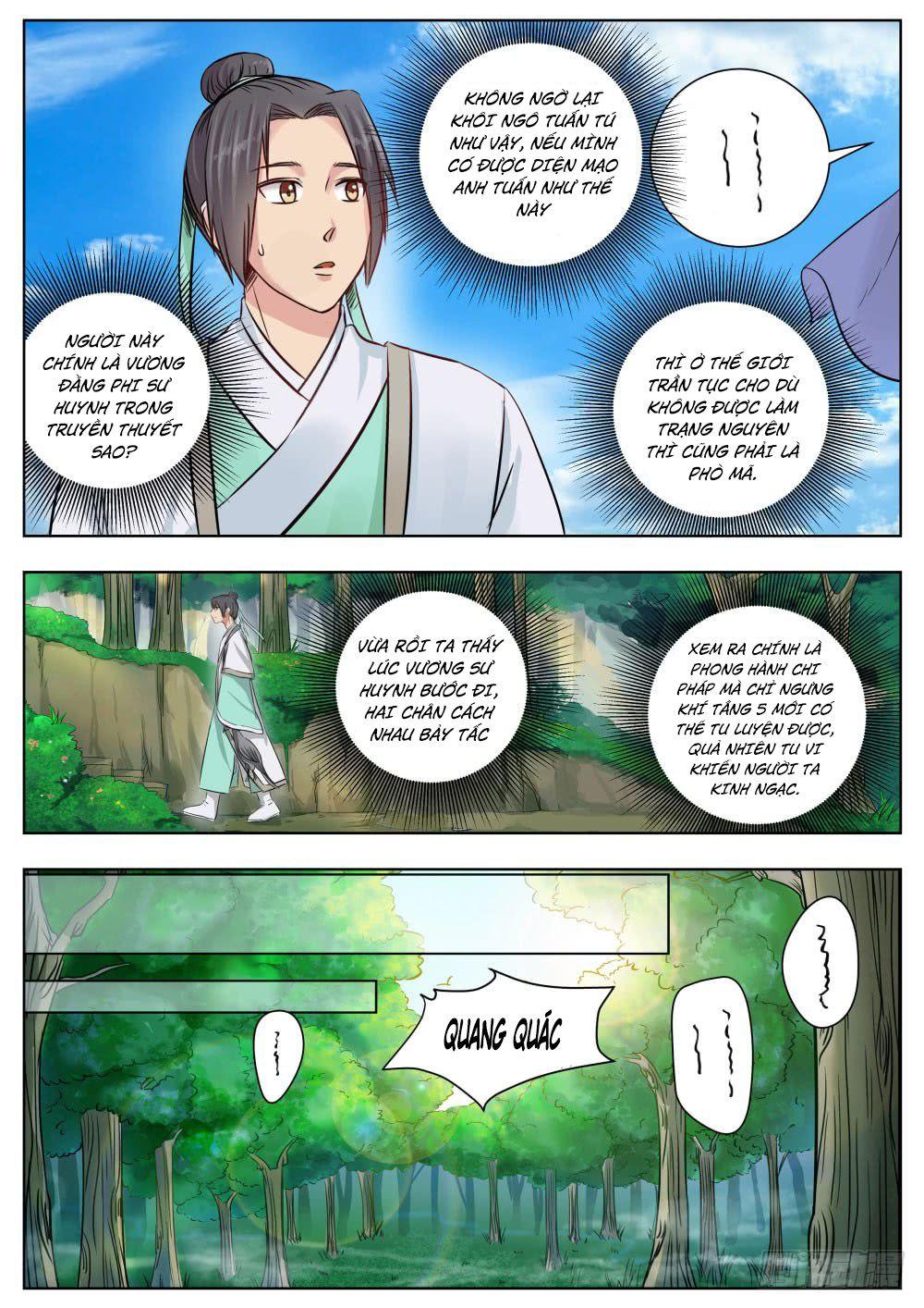 Ngã Dục Phong Thiên - Chap 9