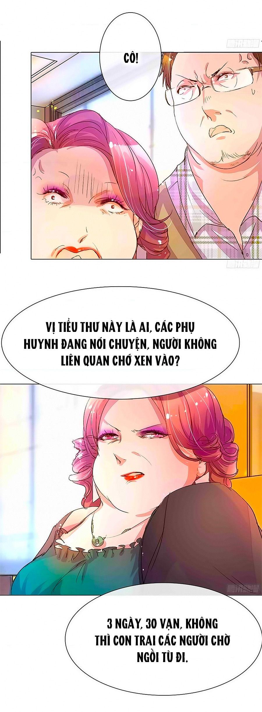 Hào Môn Tiểu Lãn Thê - Chap 22