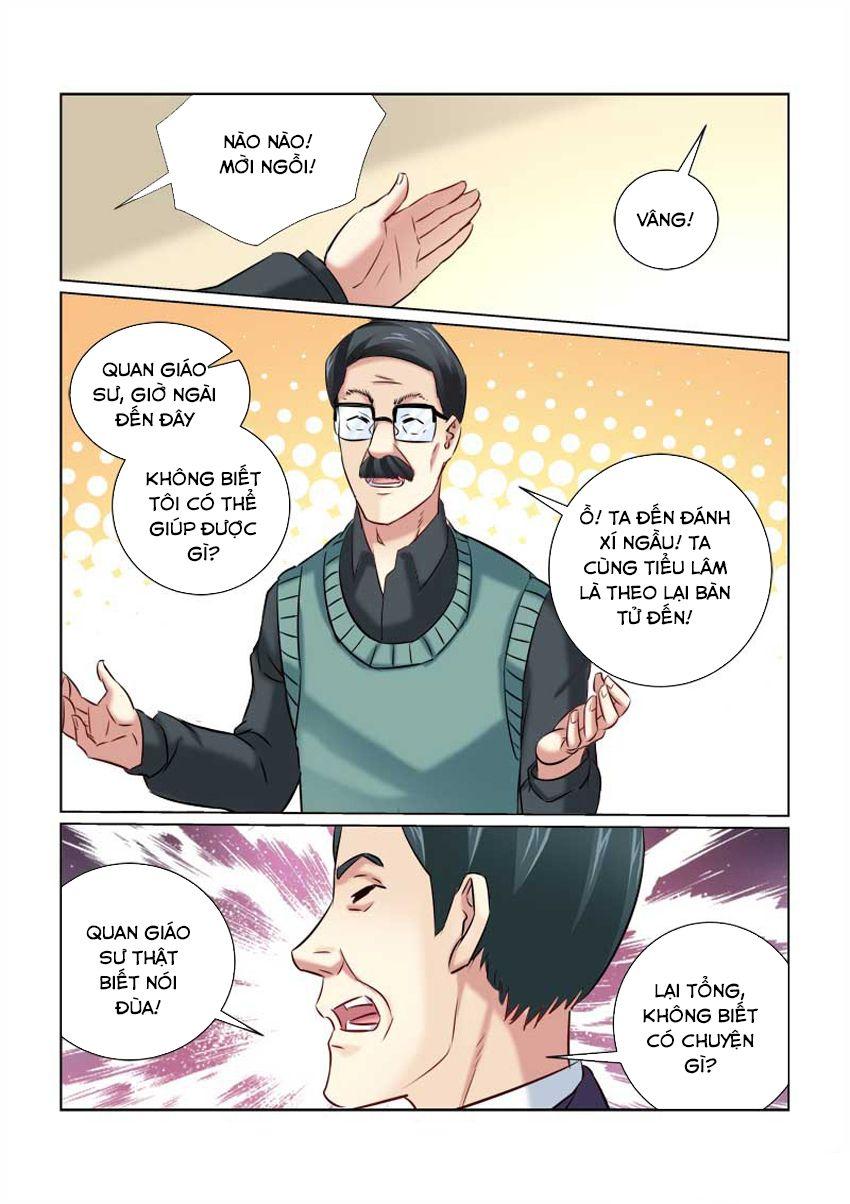Cao Thủ Cận Vệ Của Hoa Khôi - Chap 208