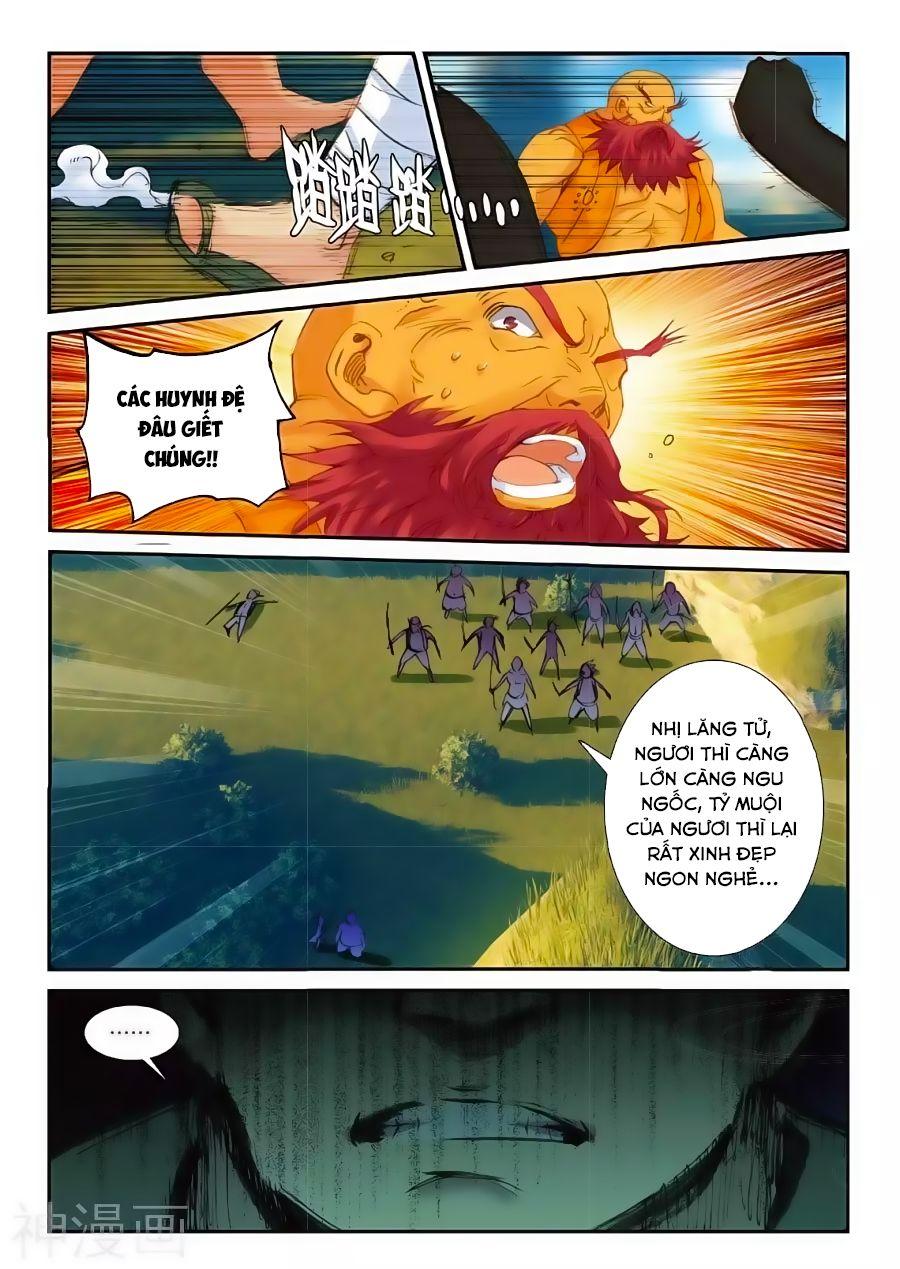 Già Thiên - Chap 67