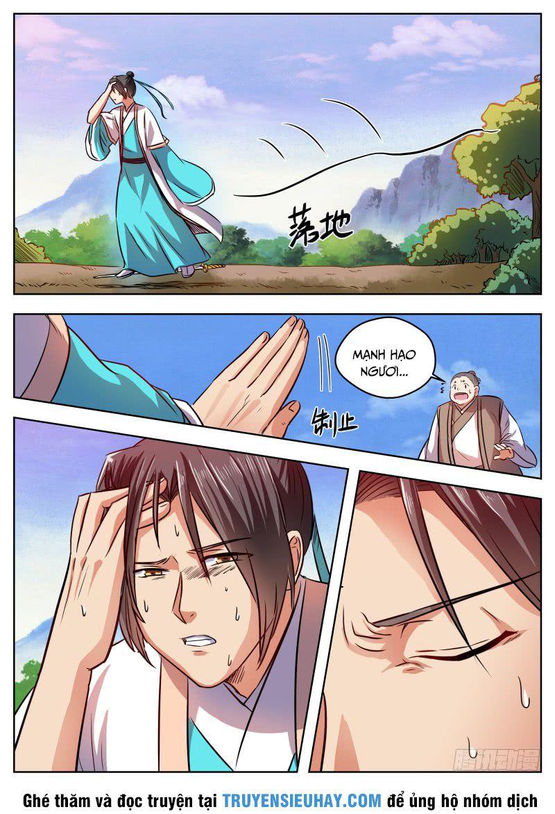 Ngã Dục Phong Thiên - Chap 33