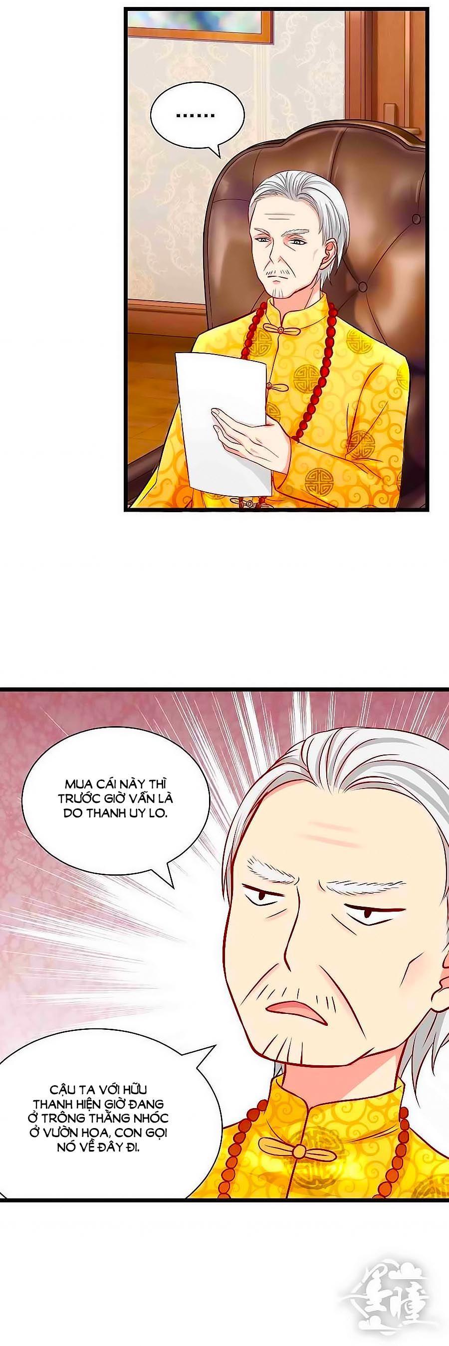 Chỉ Nhiễm Thành Hôn – Chap 57