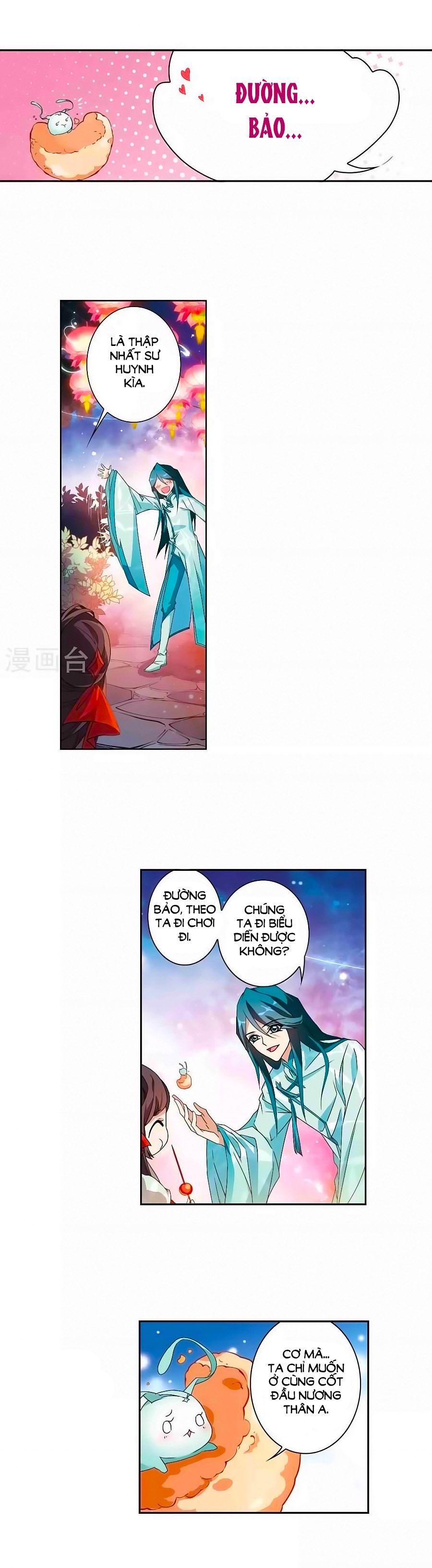 Hoa Thiên Cốt – Chap 133