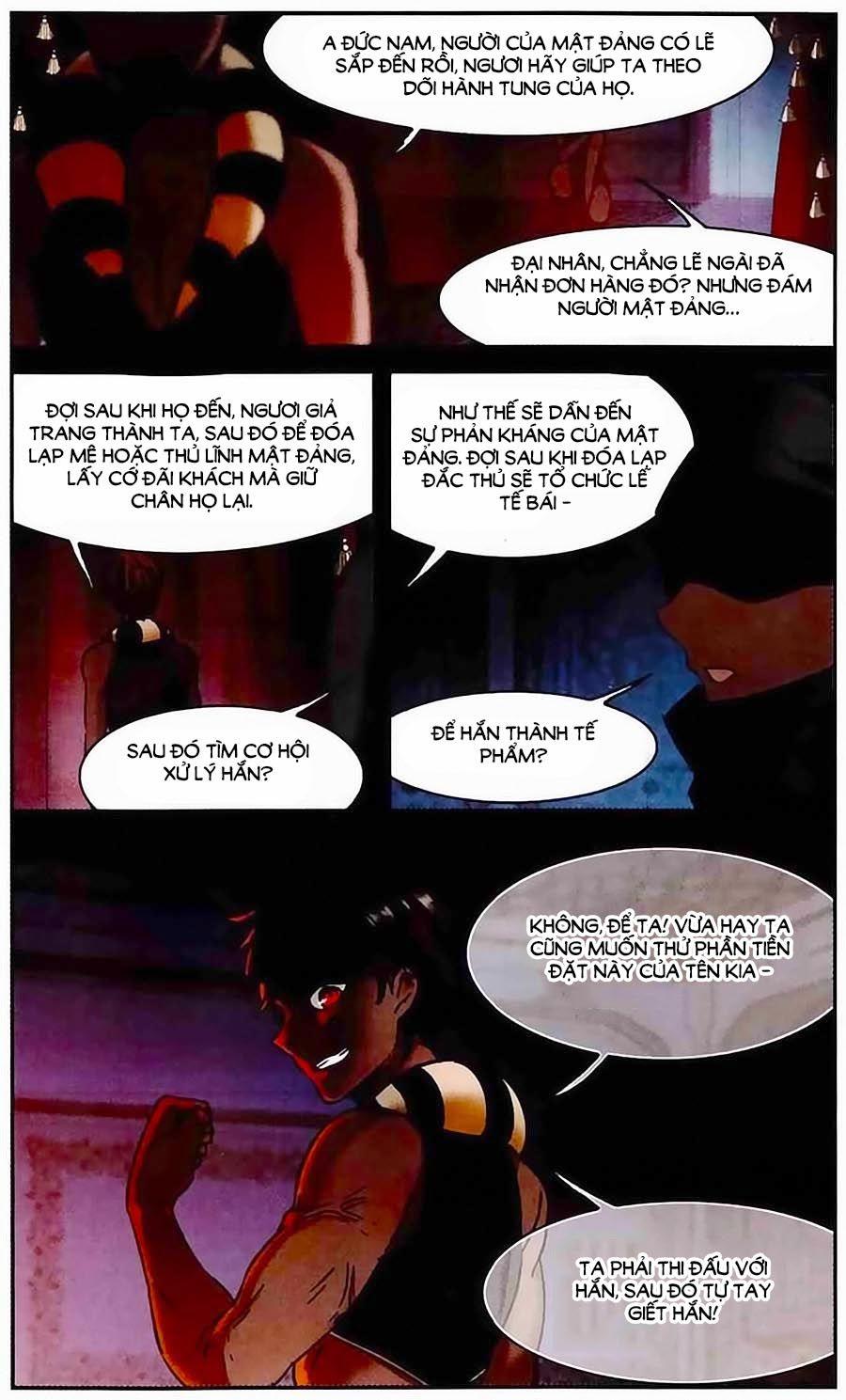 Huyết Tộc Cấm Vực – Chap 93