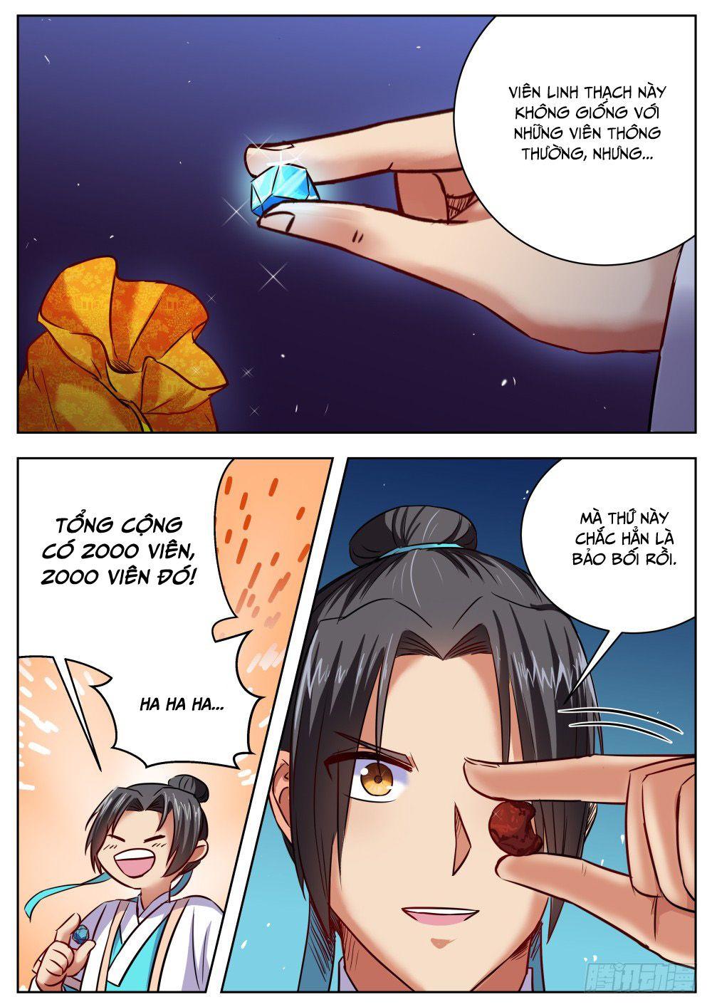 Ngã Dục Phong Thiên - Chap 30