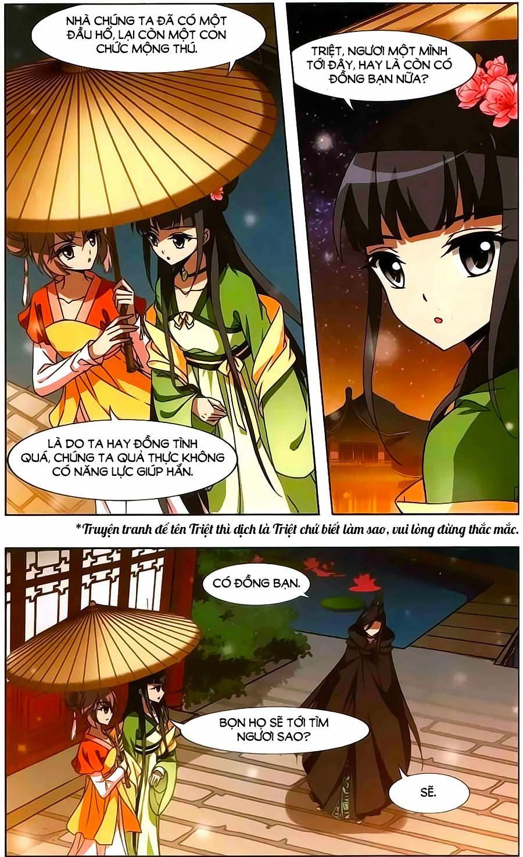Phượng Nghịch Thiên Hạ - Chap 101