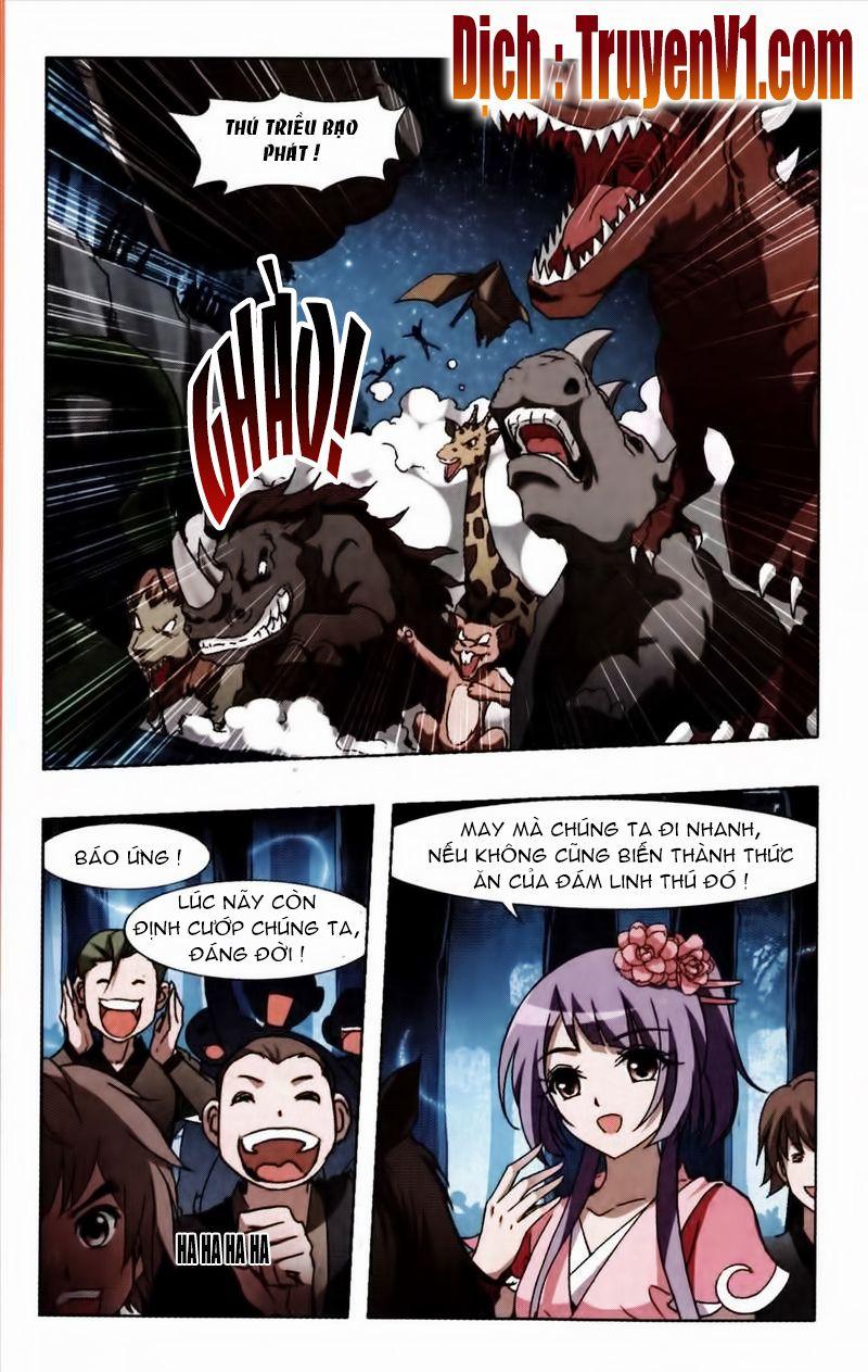 Phượng Nghịch Thiên Hạ Chap 93
