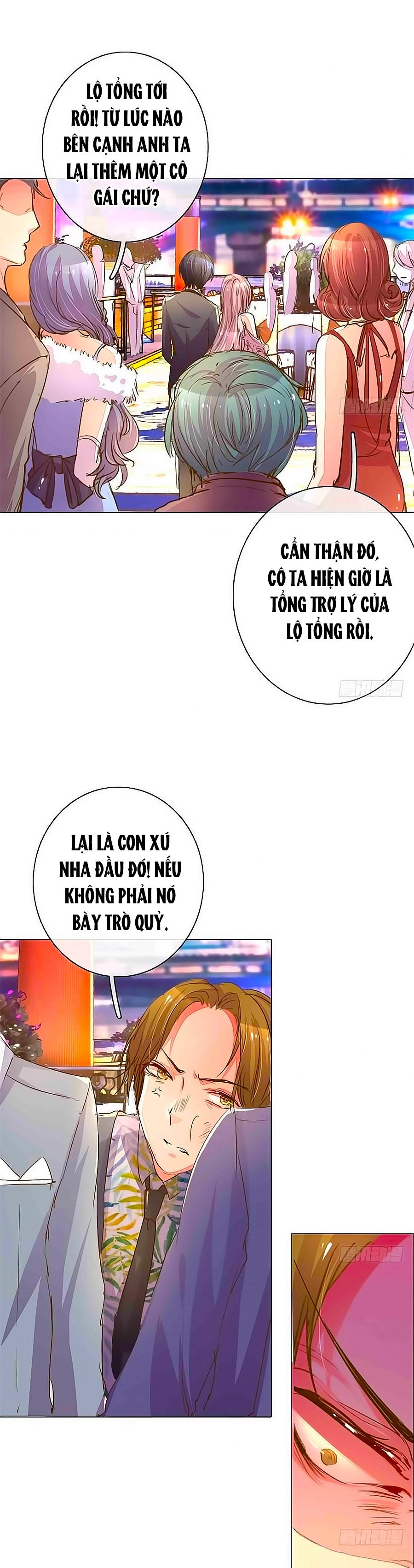 Hào Môn Tiểu Lãn Thê - Chap 92