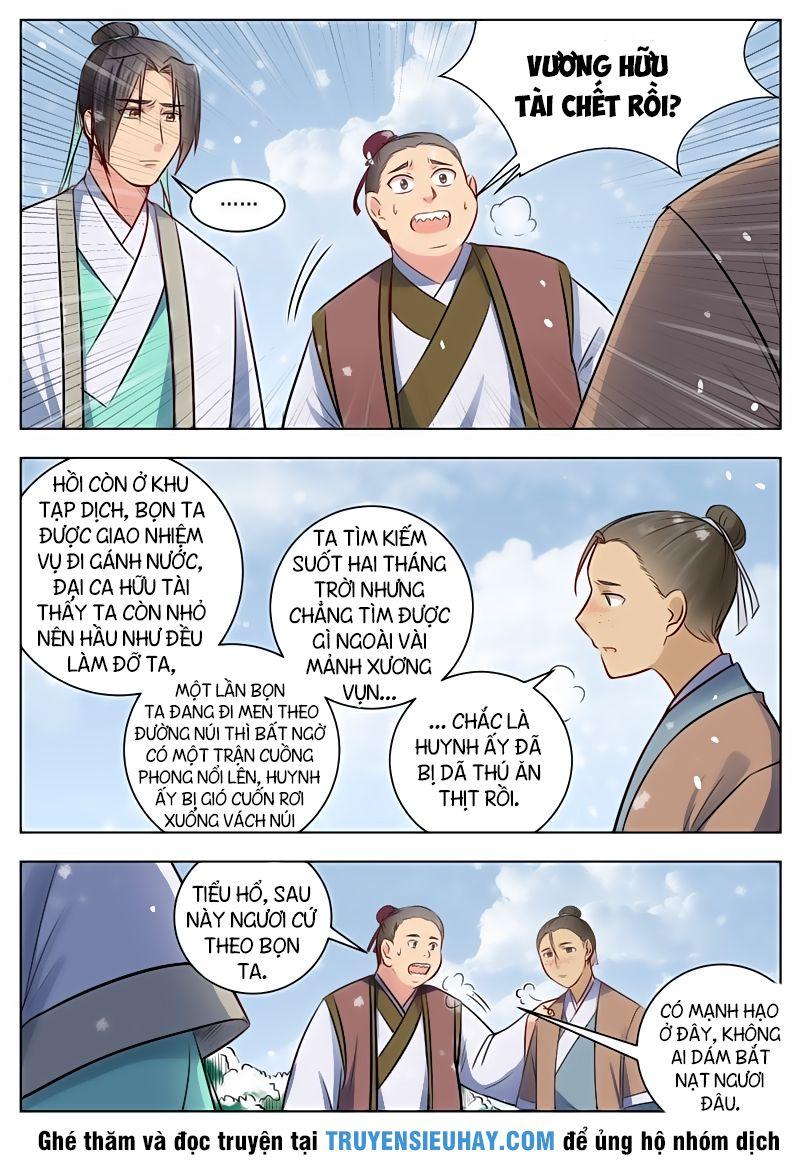 Ngã Dục Phong Thiên - Chap 19