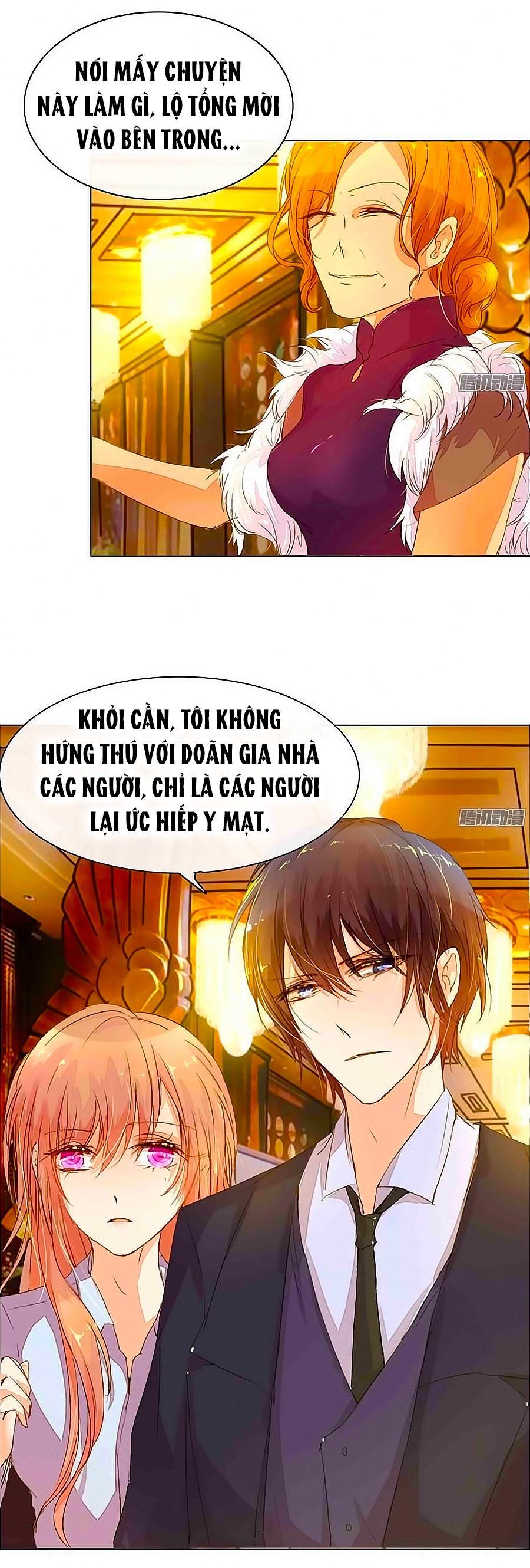Hào Môn Tiểu Lãn Thê - Chap 11