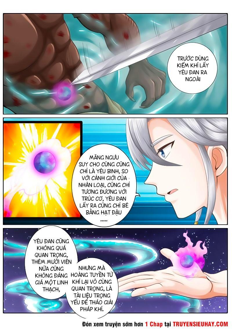 Chư Thiên Ký - Chap 9