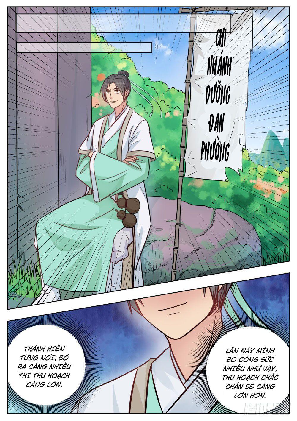 Ngã Dục Phong Thiên - Chap 10