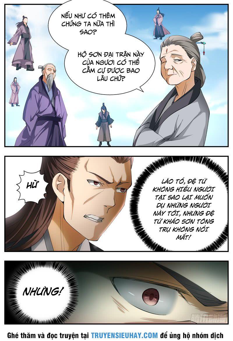 Ngã Dục Phong Thiên Chap 56