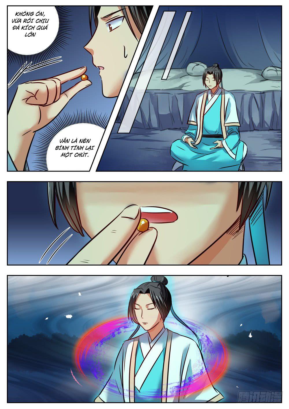 Ngã Dục Phong Thiên - Chap 31