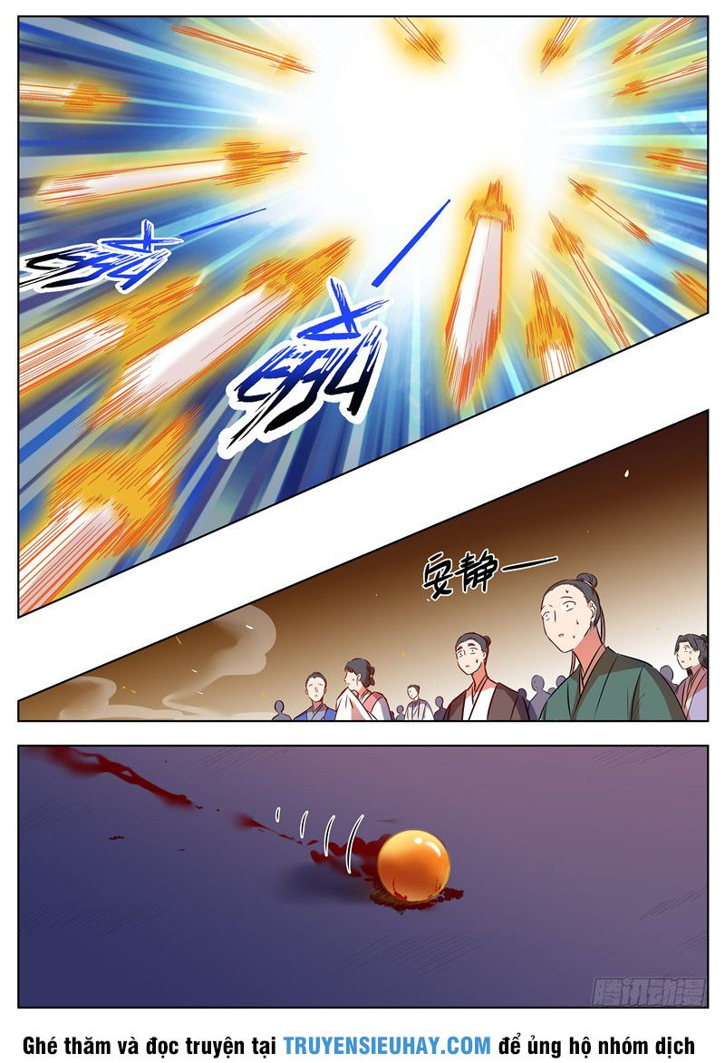 Ngã Dục Phong Thiên - Chap 41