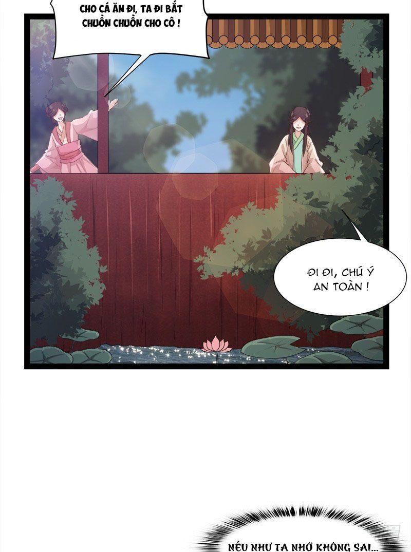Niết Bàn Chi Phượng Nhan Lâm Ca - Chap 3