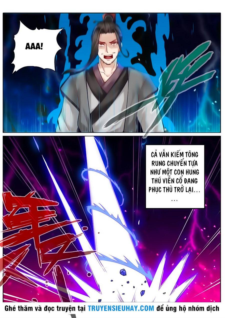 Chư Thiên Ký - Chap 107