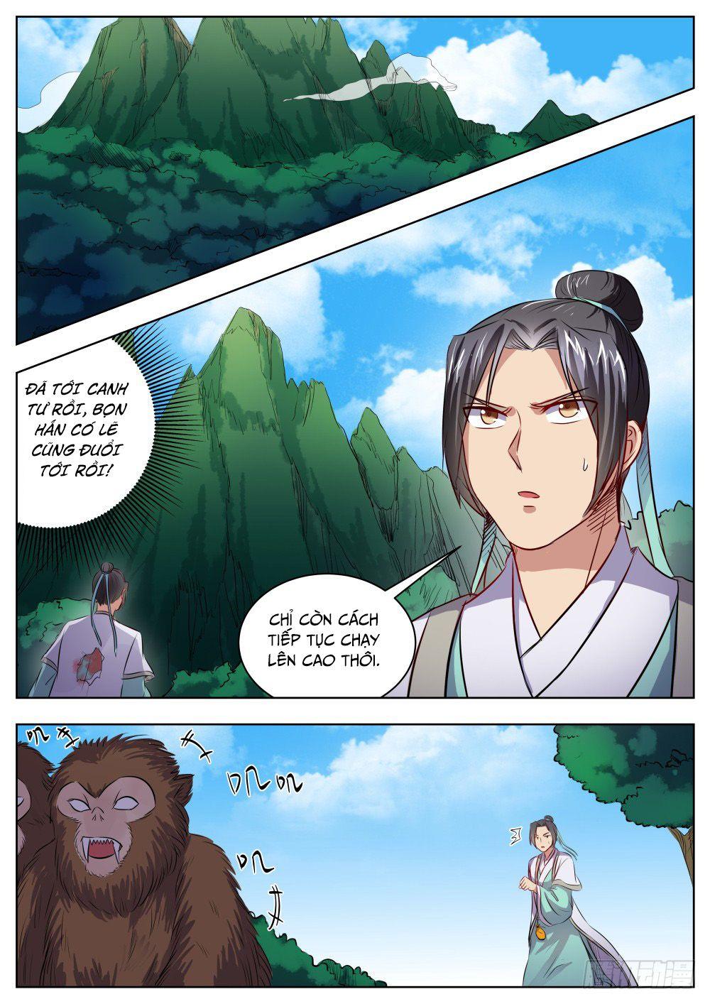 Ngã Dục Phong Thiên - Chap 23
