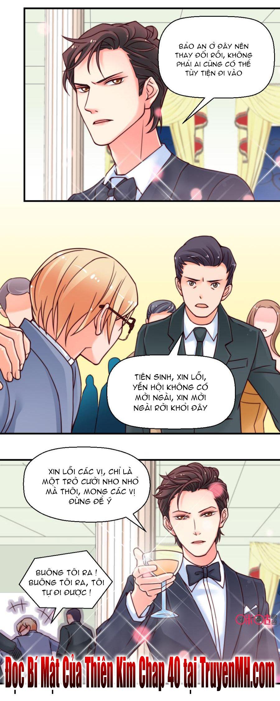 Bí Mật Của Thiên Kim - Chap 39