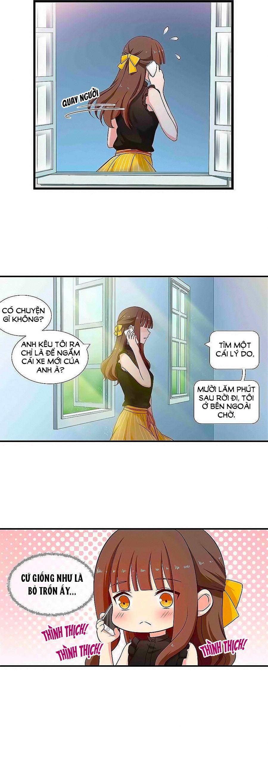 Chỉ Nhiễm Thành Hôn – Chap 102