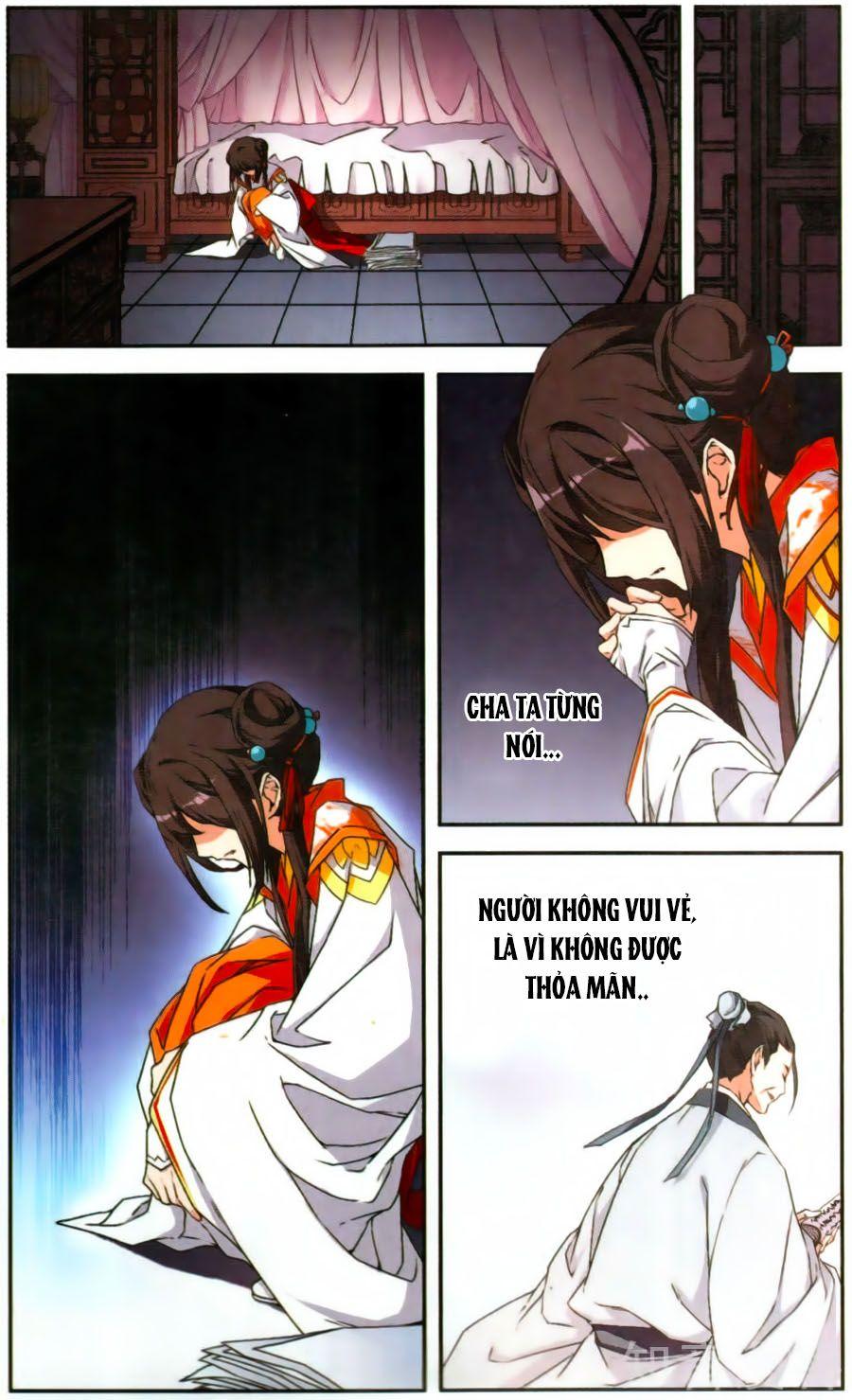 Hoa Thiên Cốt Chap 120.1