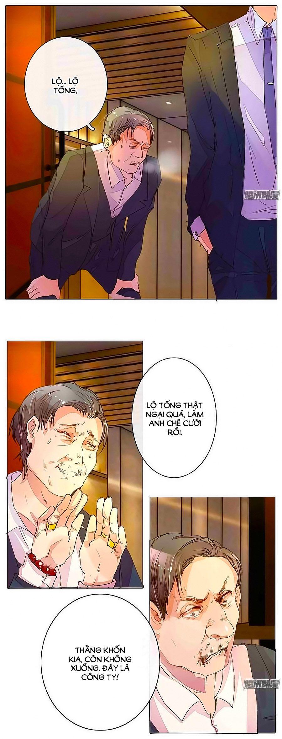 Hào Môn Tiểu Lãn Thê - Chap 9