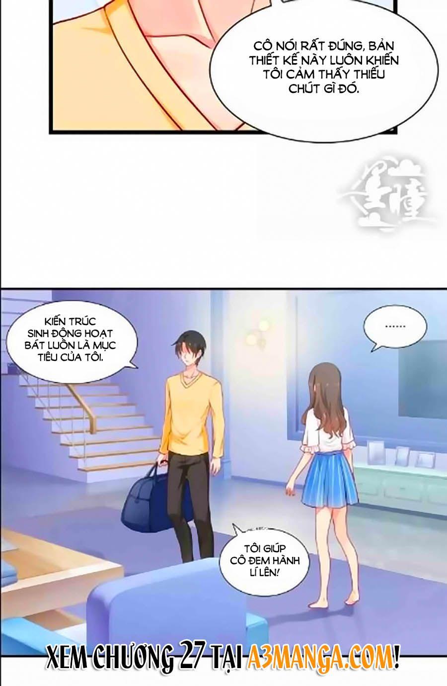 Chỉ Nhiễm Thành Hôn – Chap 26