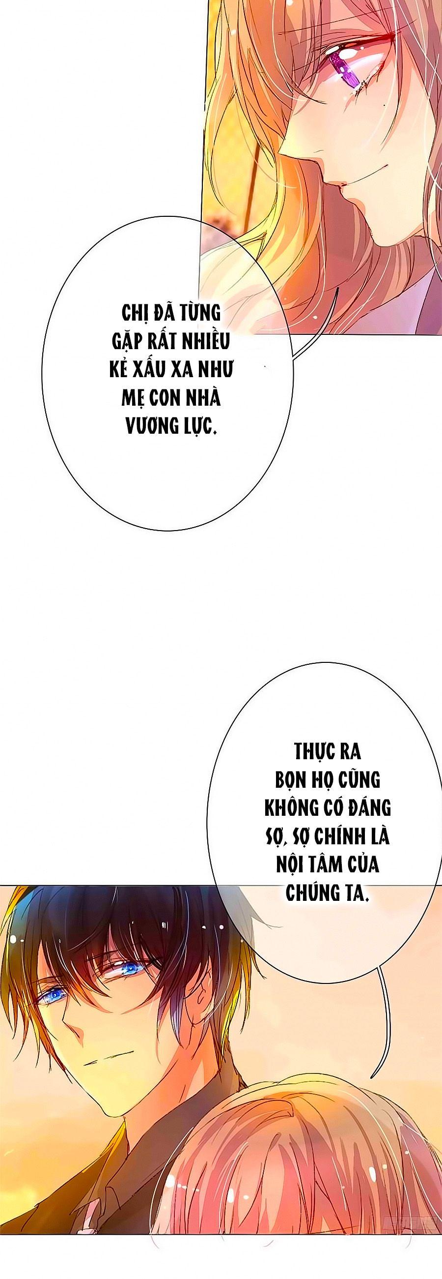 Hào Môn Tiểu Lãn Thê - Chap 33