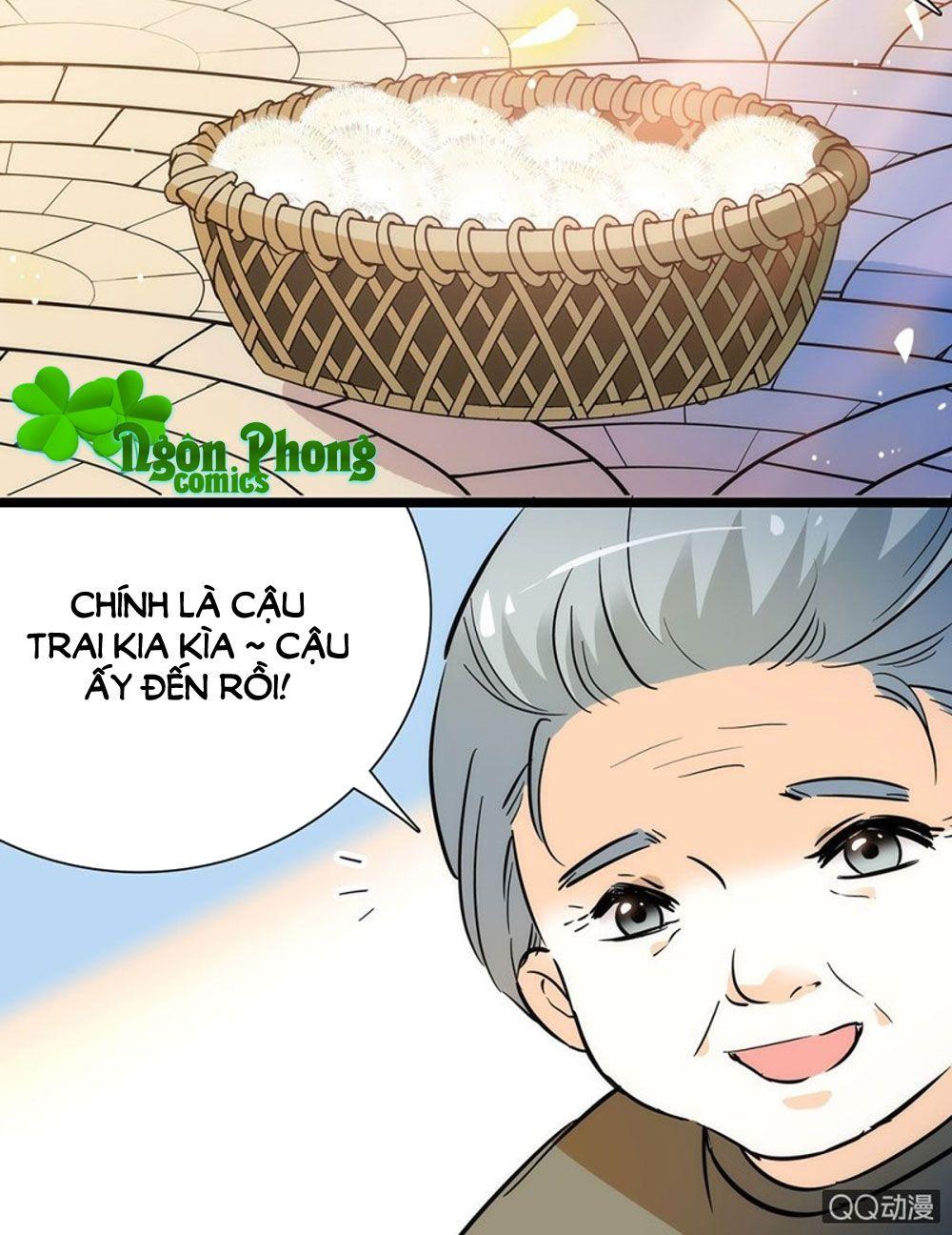 Tịch Nhan Hoa Nở Chỉ Vì Em – Chap 42