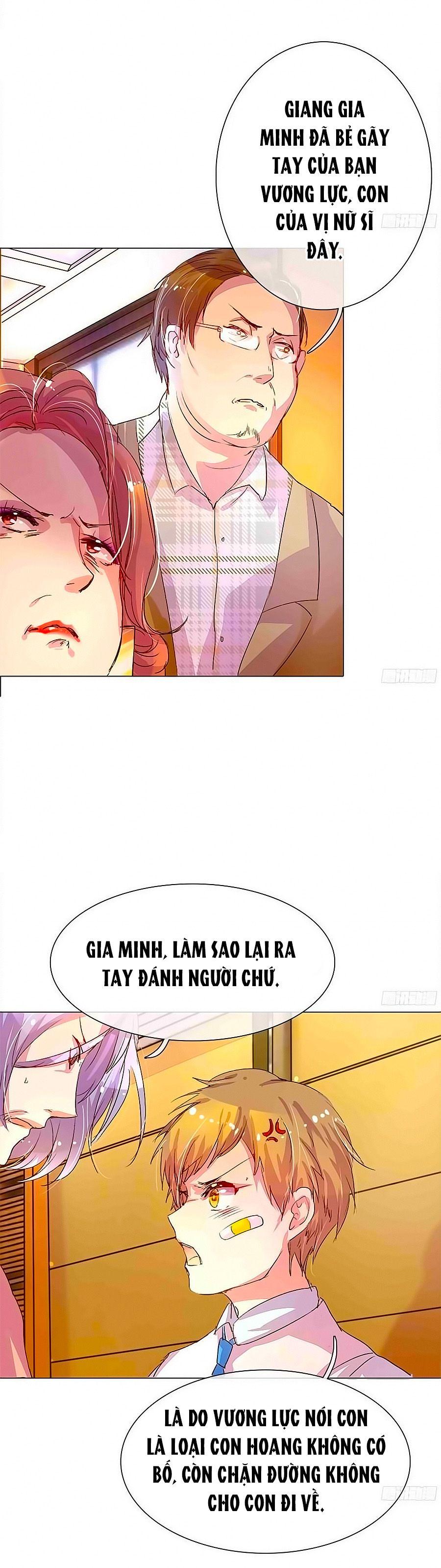 Hào Môn Tiểu Lãn Thê - Chap 21