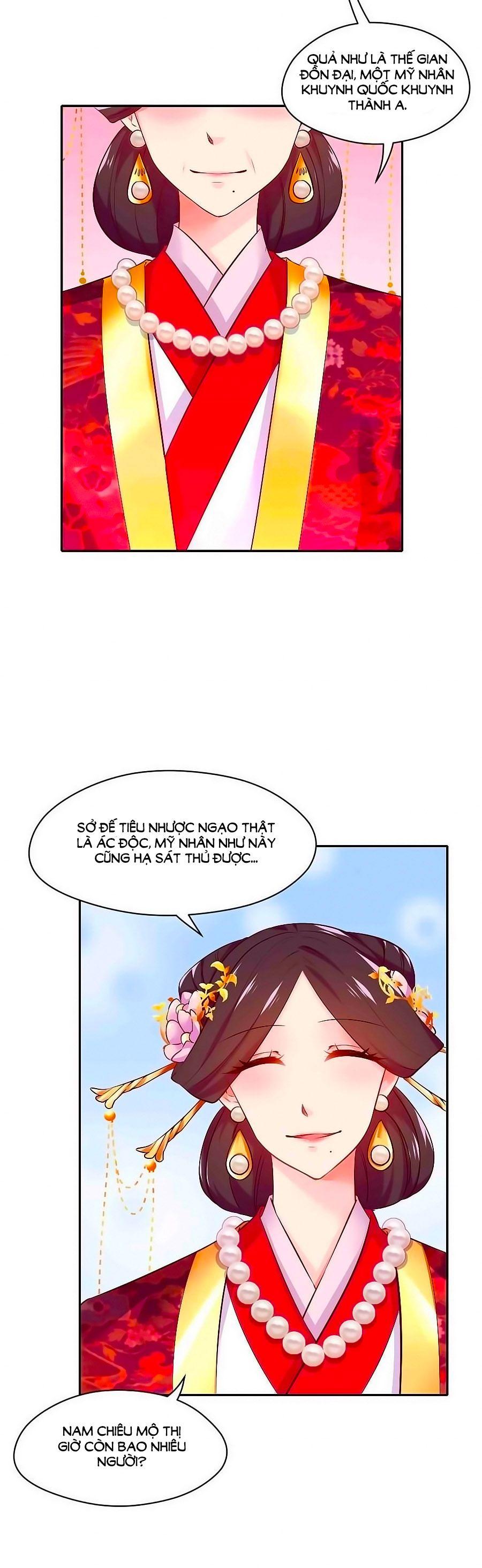 Thịnh Thế Đế Vương Phi - Chap 68