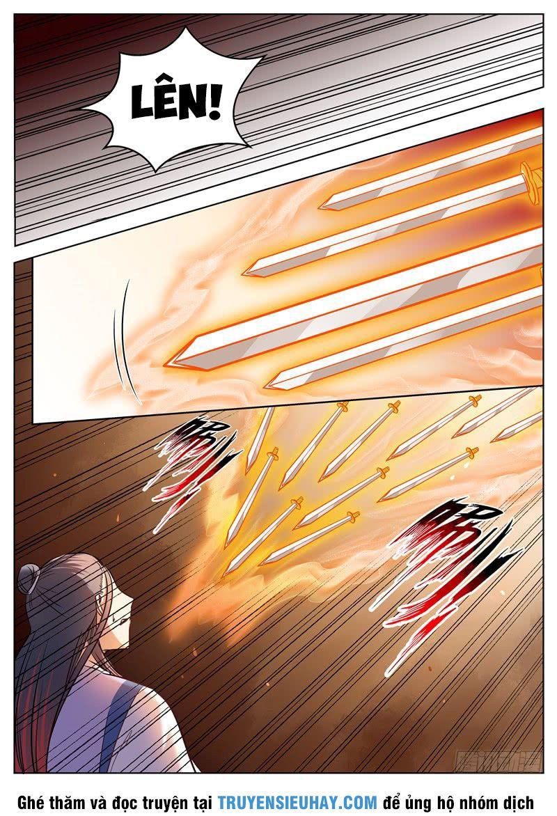 Ngã Dục Phong Thiên - Chap 40