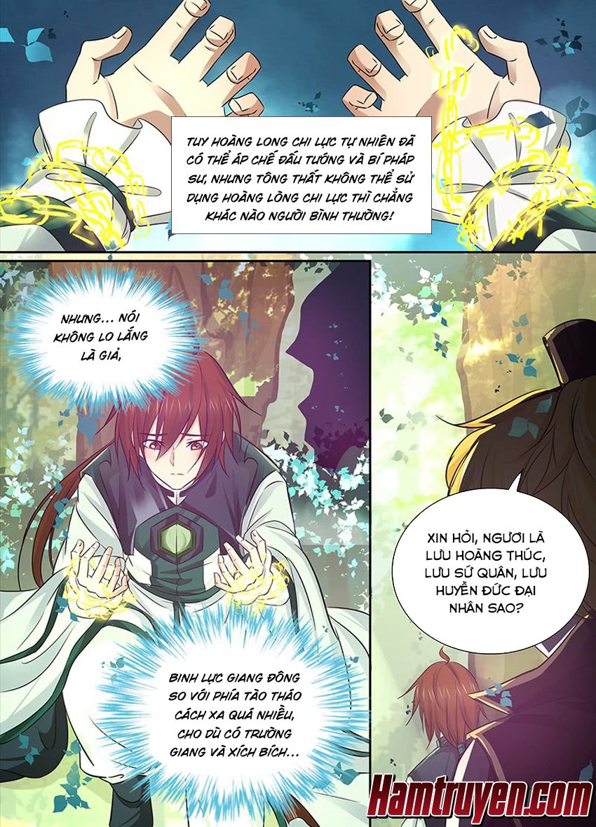 Thiên Cơ Tam Quốc - Chap 12