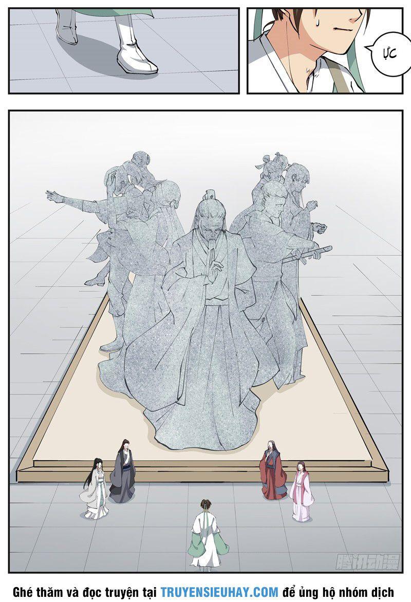 Ngã Dục Phong Thiên - Chap 51