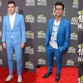 Macklemore , Ryan Lewis , Zachary Quinto , Utkarsh Ambudkar Y Ru Paul