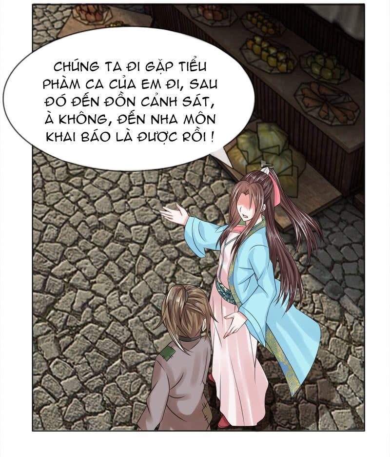 Loạn Thế Đế Hậu - Chap 38