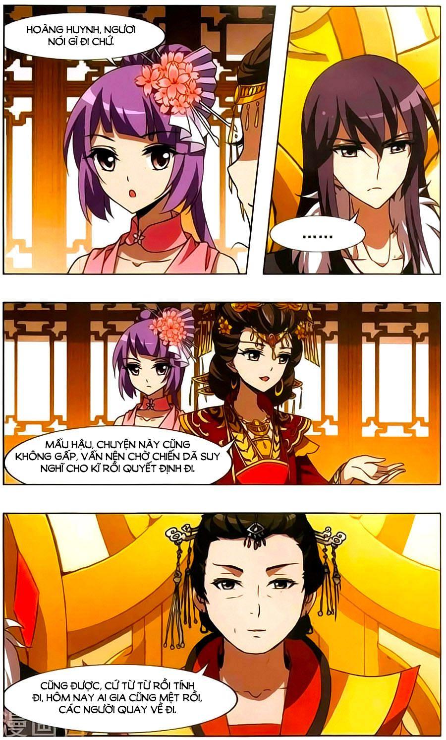 Phượng Nghịch Thiên Hạ – Chap 107