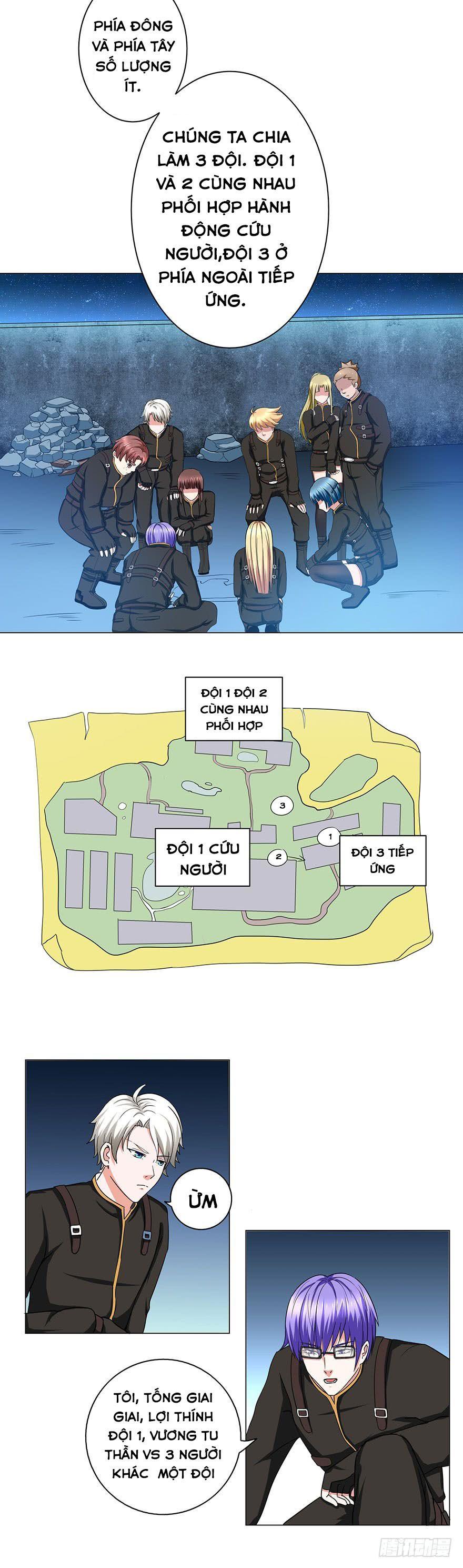 Đô Thị Tu Luyện Cuồng Triều - Chap 12