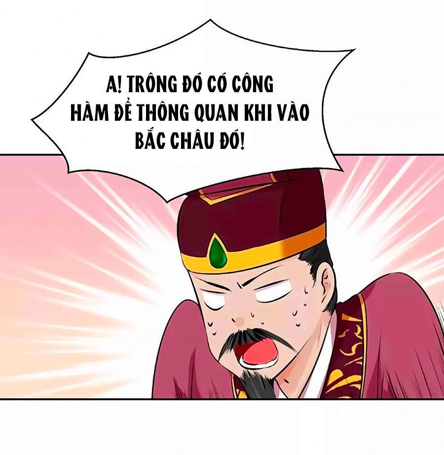 Thịnh Thế Đế Vương Phi - Chap 23