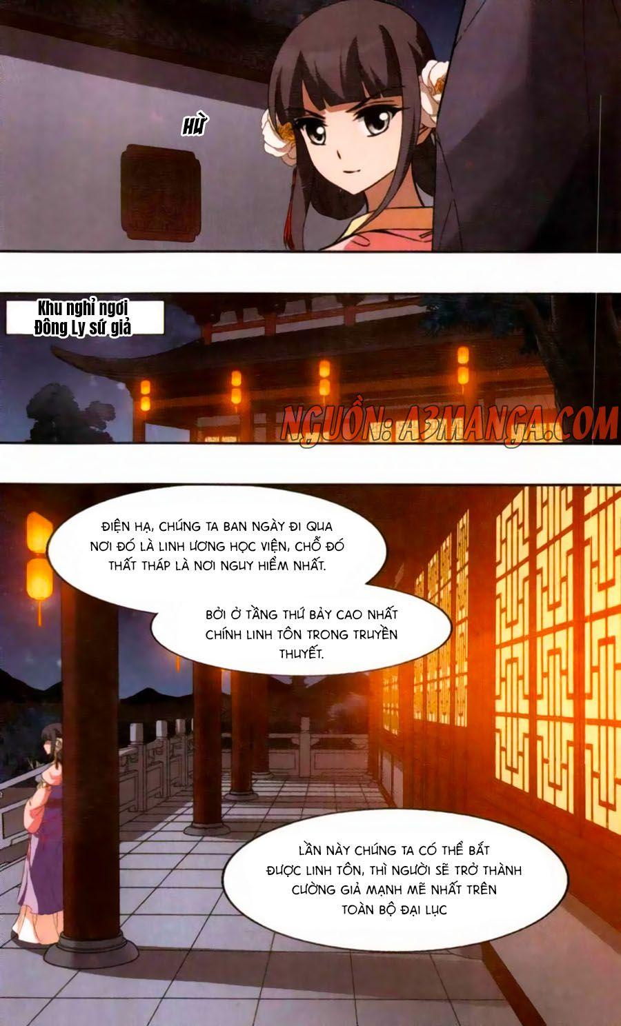 Phượng Nghịch Thiên Hạ Chap 110