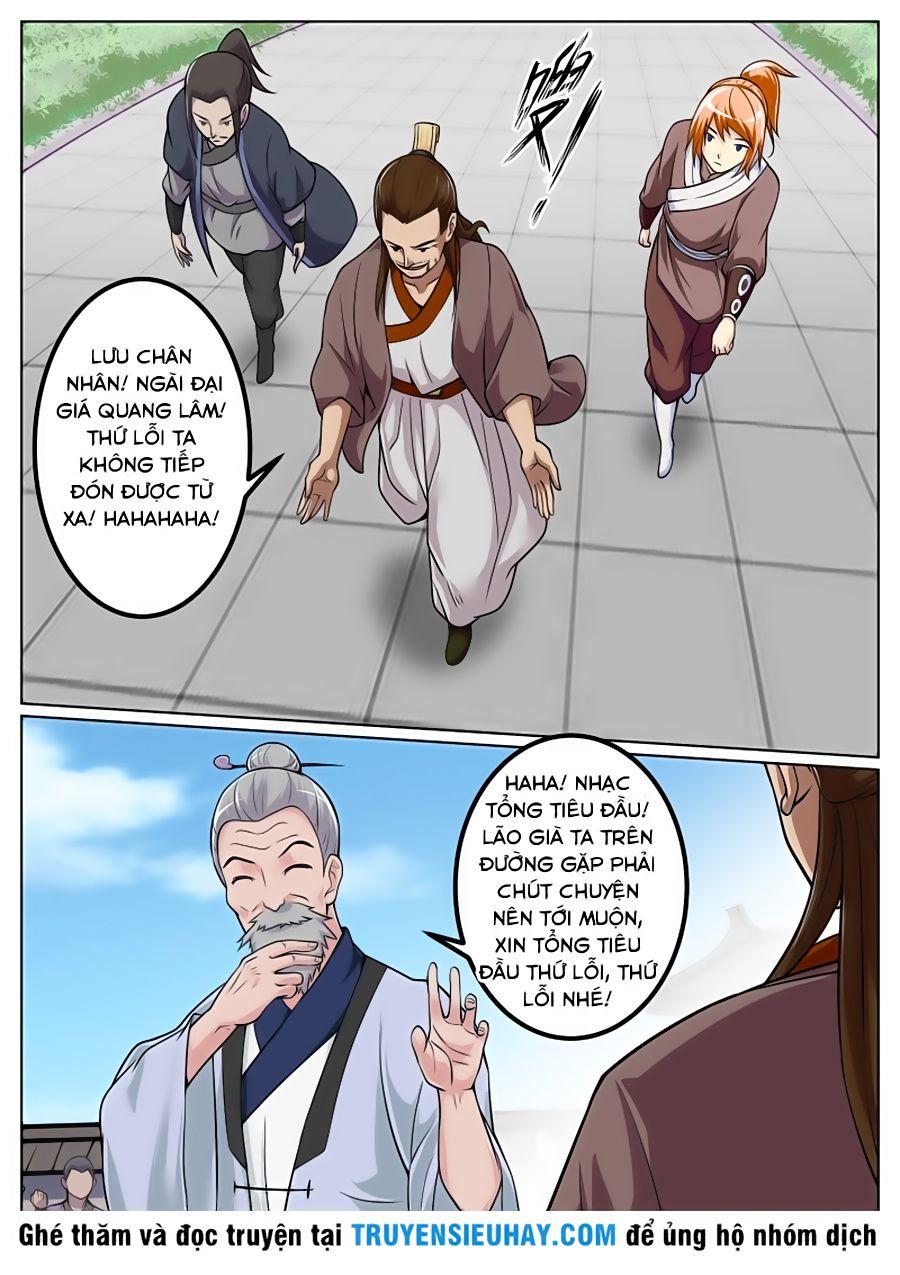 Sử Thượng Đệ Nhất Chưởng Môn - Chap 15