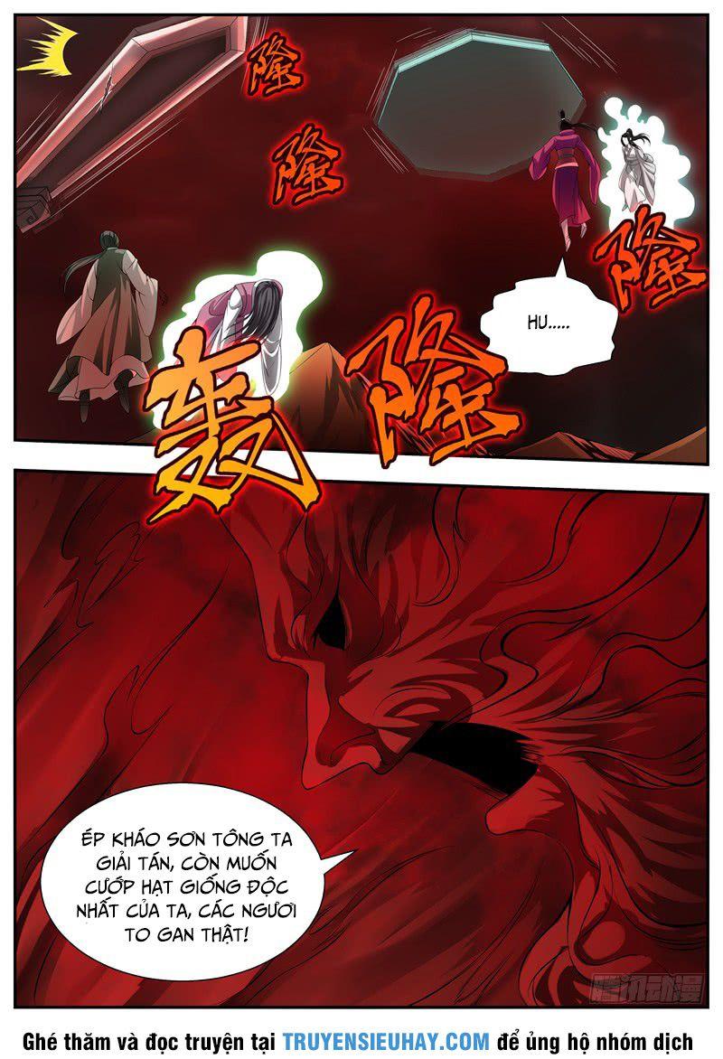 Ngã Dục Phong Thiên - Chap 58