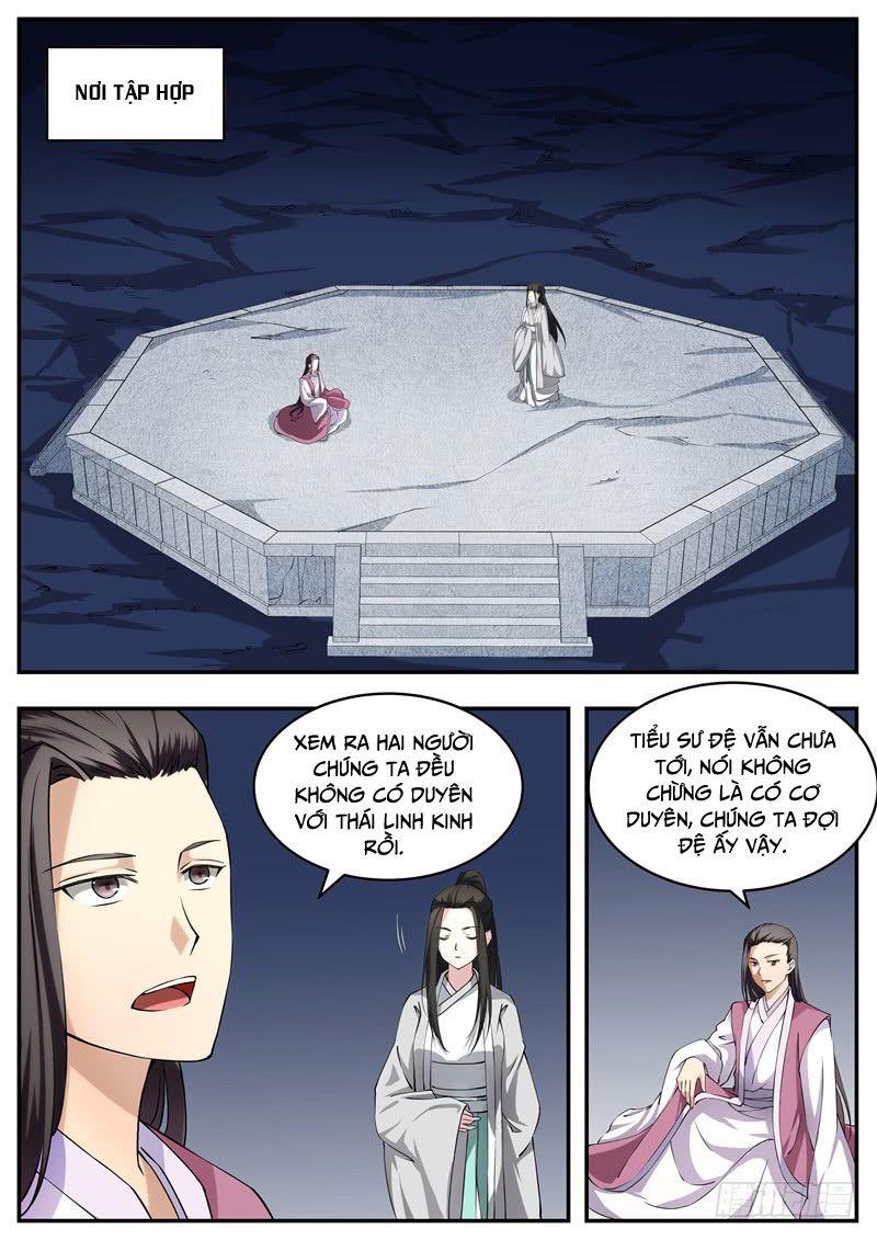 Ngã Dục Phong Thiên - Chap 54