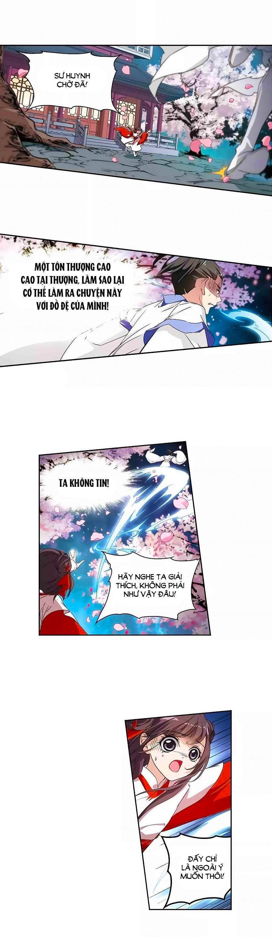 Hoa Thiên Cốt – Chap 136